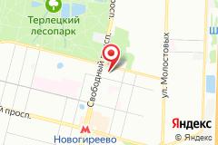 Москва, Напольный проезд, 6