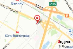 "Москва, Самаркандский б-р, 4, ТЦ ""Алмаз"" 2 эт."