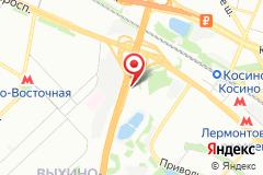 Москва, МКАД, 8-й км, д. 3, к. 1