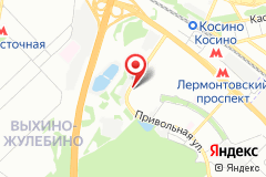 Москва, Привольная улица, 13 корпус 1