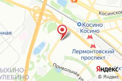 Москва, Привольная улица, 5, корп. 1
