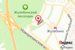 Москва, Жулебинский бульвар, д.33 корп. 1