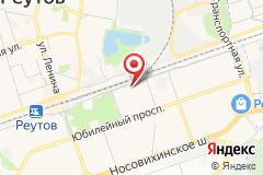 Москва, Реутов, ул. Октября, 24