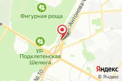 Воронеж, ул. Антонова-Овсеенко, д. 2