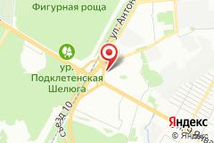 Воронеж, ул. Антонова-Овсеенко, д. 1