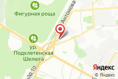 Воронеж, ул. 9 Января, д. 300б