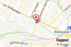 Воронеж, ул. Машиностроителей, д. 82
