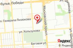 Воронеж, улица Маршала Жукова, 2