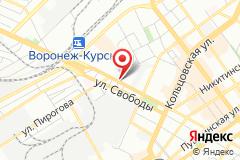 Воронеж, ул. 9 Января, 68Б, БЦ Этажи