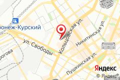 Воронеж, ул. Кольцовская, д. 58А