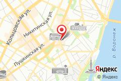 Воронеж, улица Карла Маркса, 68