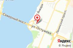 Воронеж, улица Остужева, 1