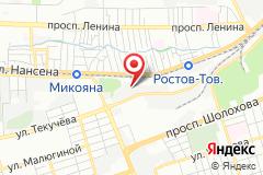 Ростов-на-Дону, улица Текучева, 219А