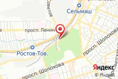 Ростов-на-Дону, ул. 1-й Конной Армии, 1, эт. 3