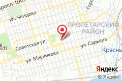 площадь Толстого, 2А, Нахичевань, Ростов-на-Дону