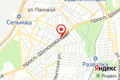 Ростов-на-Дону, пр. Шолохова, д. 208