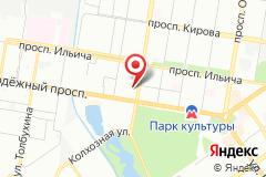 Нижний Новгород, ул. Краснодонцев, д. 1