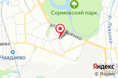 Нижний Новгород, ул. Черняховского, д. 8