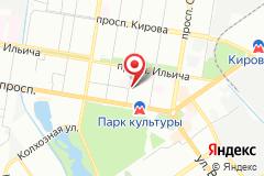 Нижний Новгород, ул. Челюскинцев, д. 2