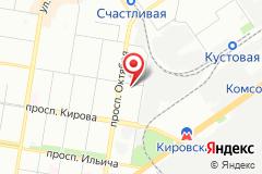 Нижний Новгород, ул. Комсомольская, д. 1, лит. Б