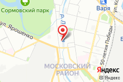 Нижний Новгород, ул. Красных зорь, д. 22