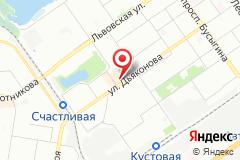 ул. Дьяконова, 11А, Нижний Новгород