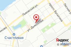 ул. Дьяконова, 17, Нижний Новгород
