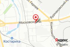 Актюбинская ул., 1, Нижний Новгород
