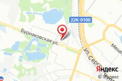 Нижний Новгород, ул. Бурнаковская, д. 51, лит. А