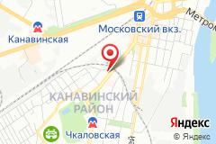Нижний Новгород, ул. Чкалова, д. 13