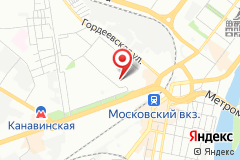 Нижний Новгород, ул. Тонкинская, д. 1, лит. А