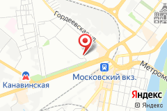 Нижний Новгород, ул. Тонкинская, д. 1