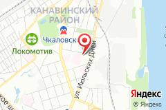 Нижний Новгород, улица Июльских Дней, 20б