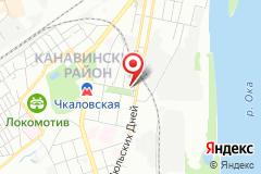 Нижний Новгород, ул. Июльских Дней, д. 8