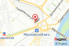 Нижний Новгород, ул. Гордеевская, д. 2, лит. А