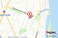 Нижний Новгород, бул. Заречный, д. 9В