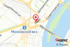 Нижний Новгород, улица Ивана Романова, 1
