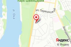 Нижний Новгород, пр. Гагарина, д. 110, лит. В