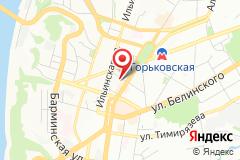 Нижний Новгород, ул. Воровского, д. 22
