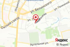 Нижний Новгород, ул. 1-я Оранжерейная, д. 28, лит. А