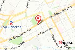 Нижний Новгород, ул. Белинского 43
