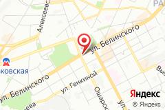 Нижний Новгород, ул. Белинского, д. 53