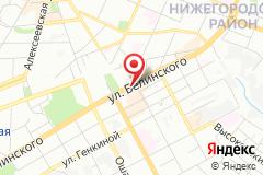 Нижний Новгород, ул. Белинского, д. 61