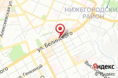 ул. Белинского, 71, Нижний Новгород