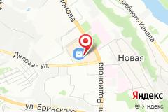 ул. Родионова, 187В, Нижний Новгород