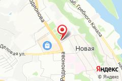 Нижний Новгород, ул. Родионова, д. 190, лит. Д