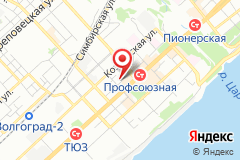 Волгоград, ул. Академическая, д. 14, к. 1