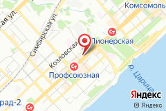 Волгоград, ул. Рабоче-Крестьянская, д. 4