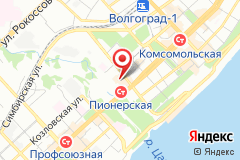 Волгоград, ул. Краснознаменская, д. 9