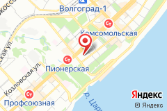 Волгоград, пр. В.И. Ленина, д. 2, к. а